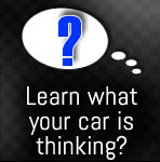 What is your car thinking