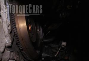 Flywheel lightening and its impact on engine performance. Flywheel3