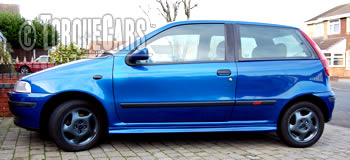 Fiat Punto Mk1 Tuning Images