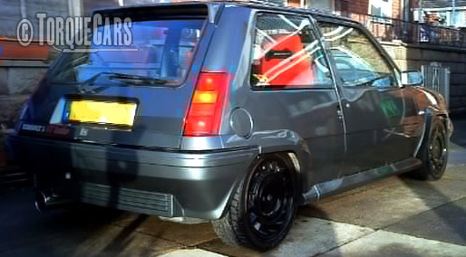 Renault 5 GT Turbo Tuning