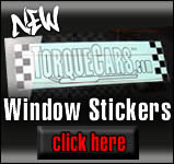 Torquecars Window Stickers