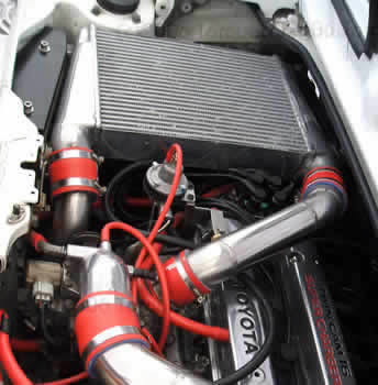 Benefits of intercoolers with performance gains